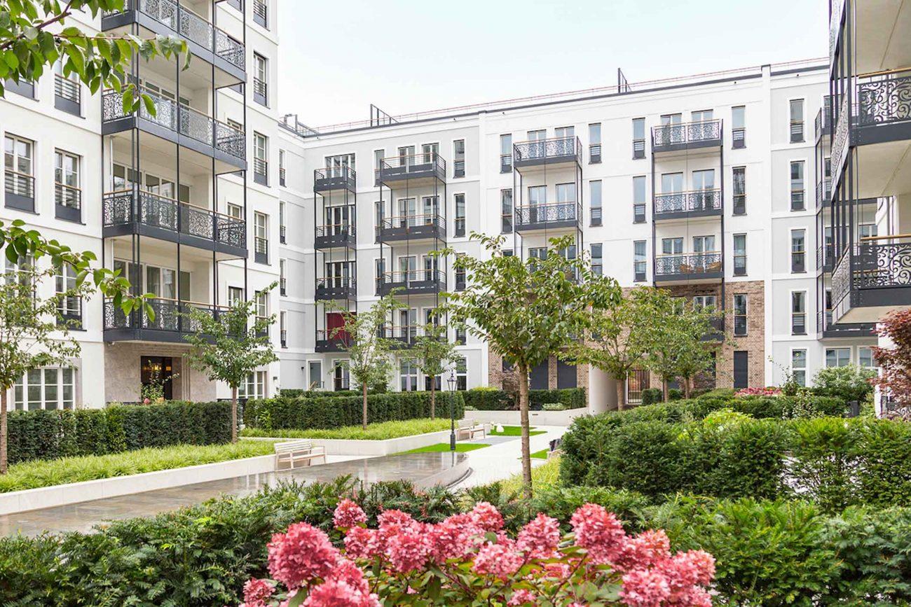 Frankonia Eurobau Immobilien Referenzen