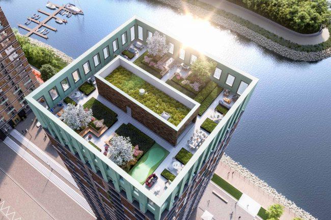 Frankonia Eurobau Immobilien Win Win Außenvisualisierung